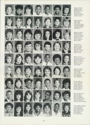 Page 15, 1984 Edition, Carver High School - Memories Yearbook (Winston Salem, NC) online yearbook collection