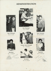Page 4, 1984 Edition, Carver High School - Memories Yearbook (Winston Salem, NC) online yearbook collection