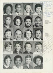 Page 5, 1984 Edition, Carver High School - Memories Yearbook (Winston Salem, NC) online yearbook collection