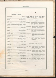 Page 6, 1927 Edition, Albemarle High School - Crossroads Yearbook (Albemarle, NC) online yearbook collection