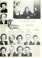 Page 11, 1953 Edition, Albemarle High School - Crossroads Yearbook (Albemarle, NC) online yearbook collection
