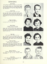 Page 17, 1953 Edition, Albemarle High School - Crossroads Yearbook (Albemarle, NC) online yearbook collection