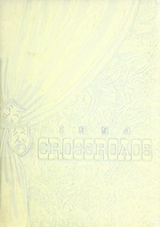 1954 Edition, Albemarle High School - Crossroads Yearbook (Albemarle, NC)