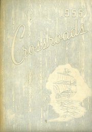 1955 Edition, Albemarle High School - Crossroads Yearbook (Albemarle, NC)