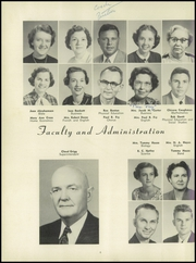 Page 10, 1956 Edition, Albemarle High School - Crossroads Yearbook (Albemarle, NC) online yearbook collection
