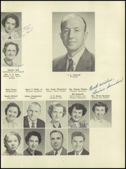 Page 11, 1956 Edition, Albemarle High School - Crossroads Yearbook (Albemarle, NC) online yearbook collection