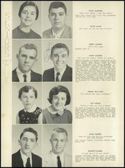 Page 14, 1956 Edition, Albemarle High School - Crossroads Yearbook (Albemarle, NC) online yearbook collection