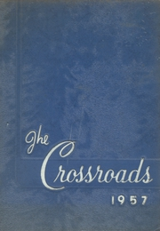 1957 Edition, Albemarle High School - Crossroads Yearbook (Albemarle, NC)