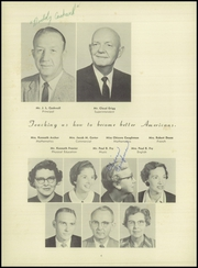 Page 10, 1959 Edition, Albemarle High School - Crossroads Yearbook (Albemarle, NC) online yearbook collection