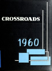 1960 Edition, Albemarle High School - Crossroads Yearbook (Albemarle, NC)