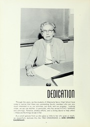 Page 10, 1963 Edition, Albemarle High School - Crossroads Yearbook (Albemarle, NC) online yearbook collection