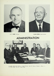 Page 11, 1963 Edition, Albemarle High School - Crossroads Yearbook (Albemarle, NC) online yearbook collection