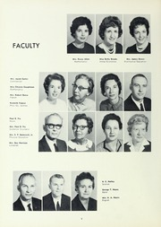 Page 12, 1963 Edition, Albemarle High School - Crossroads Yearbook (Albemarle, NC) online yearbook collection