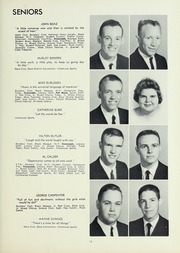 Page 17, 1963 Edition, Albemarle High School - Crossroads Yearbook (Albemarle, NC) online yearbook collection