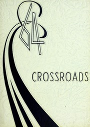 1964 Edition, Albemarle High School - Crossroads Yearbook (Albemarle, NC)