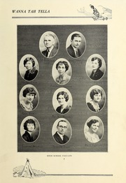 Page 11, 1926 Edition, Clayton High School - Clahischo Yearbook (Clayton, NC) online yearbook collection