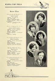Page 15, 1926 Edition, Clayton High School - Clahischo Yearbook (Clayton, NC) online yearbook collection