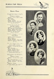 Page 17, 1926 Edition, Clayton High School - Clahischo Yearbook (Clayton, NC) online yearbook collection