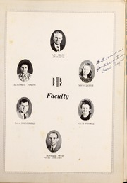 Page 15, 1948 Edition, Clayton High School - Clahischo Yearbook (Clayton, NC) online yearbook collection
