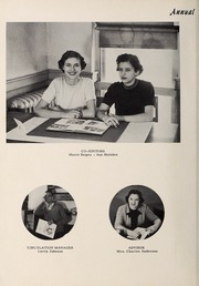Page 10, 1955 Edition, Clayton High School - Clahischo Yearbook (Clayton, NC) online yearbook collection