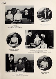 Page 11, 1955 Edition, Clayton High School - Clahischo Yearbook (Clayton, NC) online yearbook collection