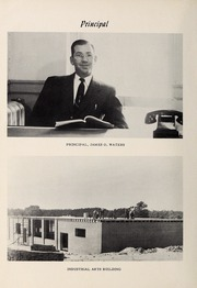 Page 12, 1955 Edition, Clayton High School - Clahischo Yearbook (Clayton, NC) online yearbook collection