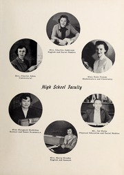 Page 13, 1955 Edition, Clayton High School - Clahischo Yearbook (Clayton, NC) online yearbook collection