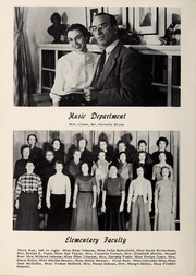 Page 14, 1955 Edition, Clayton High School - Clahischo Yearbook (Clayton, NC) online yearbook collection