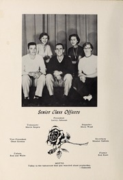 Page 16, 1955 Edition, Clayton High School - Clahischo Yearbook (Clayton, NC) online yearbook collection