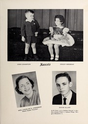 Page 17, 1955 Edition, Clayton High School - Clahischo Yearbook (Clayton, NC) online yearbook collection