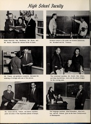 Page 10, 1960 Edition, Clayton High School - Clahischo Yearbook (Clayton, NC) online yearbook collection