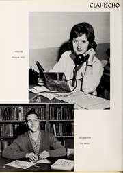 Page 12, 1963 Edition, Clayton High School - Clahischo Yearbook (Clayton, NC) online yearbook collection