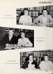 Page 14, 1963 Edition, Clayton High School - Clahischo Yearbook (Clayton, NC) online yearbook collection
