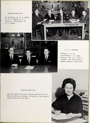 Page 17, 1963 Edition, Clayton High School - Clahischo Yearbook (Clayton, NC) online yearbook collection
