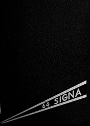 1964 Edition, Eastern Alamance High School - Signa Yearbook (Mebane, NC)