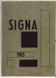 Page 1, 1965 Edition, Eastern Alamance High School - Signa Yearbook (Mebane, NC) online yearbook collection