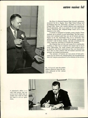 Page 16, 1965 Edition, Eastern Alamance High School - Signa Yearbook (Mebane, NC) online yearbook collection