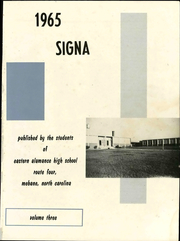 Page 7, 1965 Edition, Eastern Alamance High School - Signa Yearbook (Mebane, NC) online yearbook collection