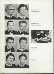 Page 16, 1957 Edition, Foard High School - Quatra Log Yearbook (Newton, NC) online yearbook collection