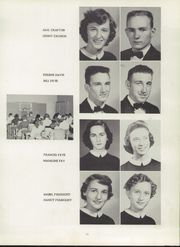 Page 17, 1957 Edition, Foard High School - Quatra Log Yearbook (Newton, NC) online yearbook collection