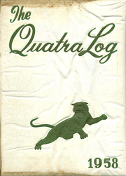 Page 1, 1958 Edition, Foard High School - Quatra Log Yearbook (Newton, NC) online yearbook collection