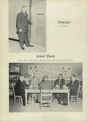Page 14, 1958 Edition, Foard High School - Quatra Log Yearbook (Newton, NC) online yearbook collection