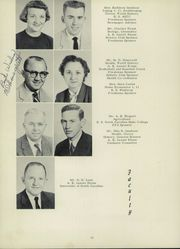 Page 16, 1958 Edition, Foard High School - Quatra Log Yearbook (Newton, NC) online yearbook collection