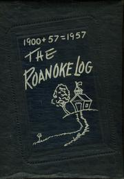 1957 Edition, Plymouth High School - Roanoke Log Yearbook (Plymouth, NC)