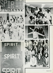 Page 13, 1980 Edition, West Caldwell High School - Warrior Pride Yearbook (Lenoir, NC) online yearbook collection