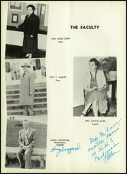 Page 10, 1954 Edition, Hendersonville High School - Laureate Yearbook (Hendersonville, NC) online yearbook collection