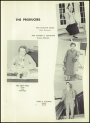 Page 11, 1954 Edition, Hendersonville High School - Laureate Yearbook (Hendersonville, NC) online yearbook collection