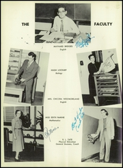 Page 12, 1954 Edition, Hendersonville High School - Laureate Yearbook (Hendersonville, NC) online yearbook collection