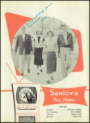 Page 15, 1954 Edition, Hendersonville High School - Laureate Yearbook (Hendersonville, NC) online yearbook collection