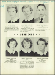 Page 17, 1954 Edition, Hendersonville High School - Laureate Yearbook (Hendersonville, NC) online yearbook collection